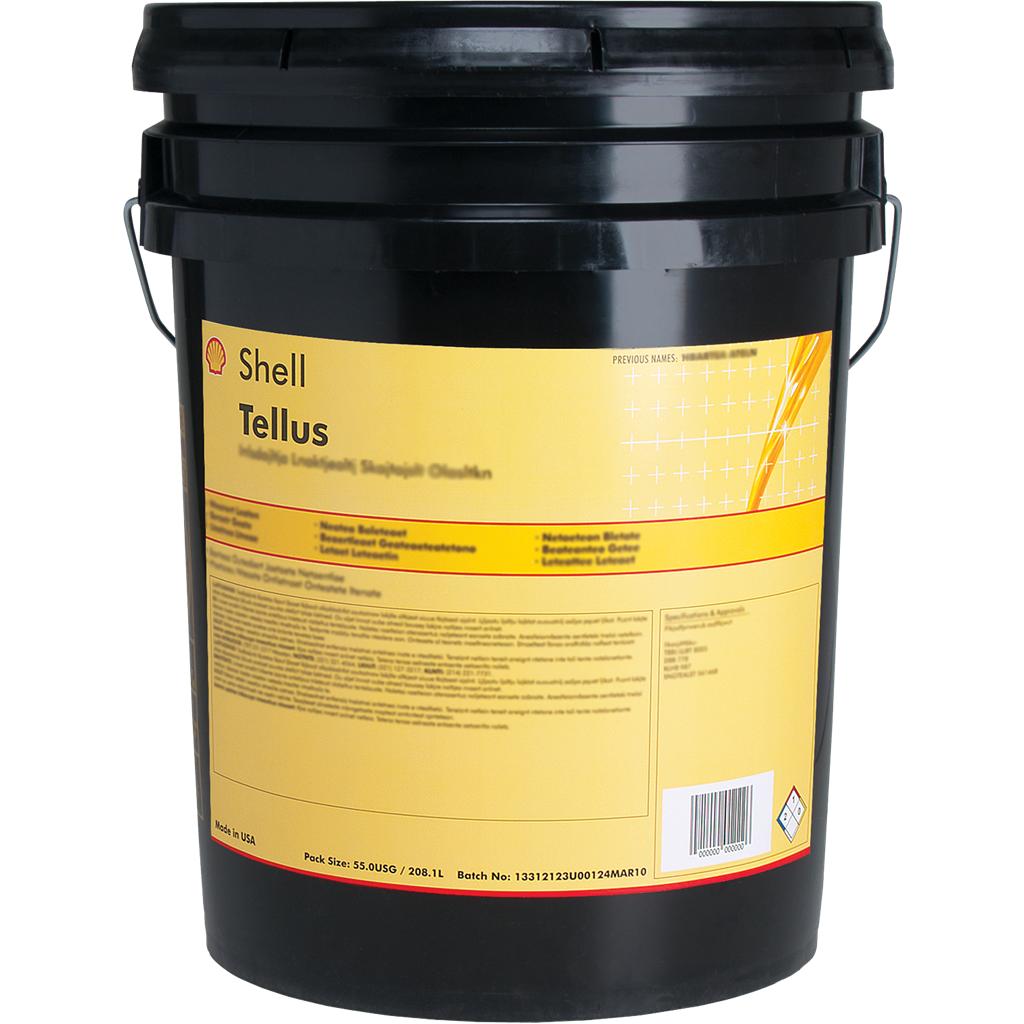 Industrial Hydraulic Oils - Page 1