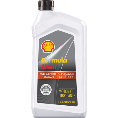 SHE FORMULASHELL SYNTHETIC 5W20 6/1 QT